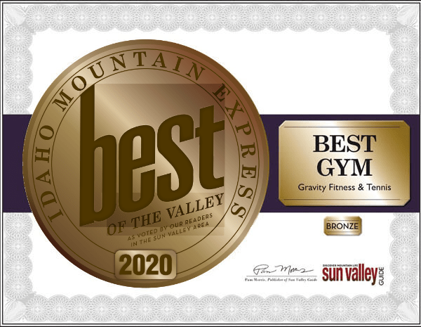 The best gym in Sun Valley by vote of the people in the area is Gravity Fitness and Tennis